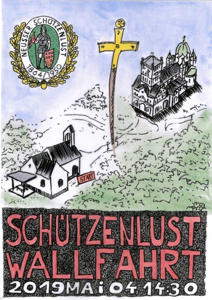 Quirinus - Wallfahrt @ Corneliuskapelle, Neuss Selikum